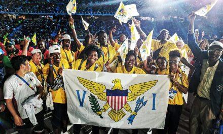 US Virgin Islands get taste of international recognition in 23rd Central American Games