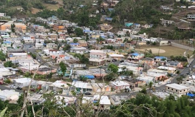 Puerto Rico has not recovered from Hurricane Maria