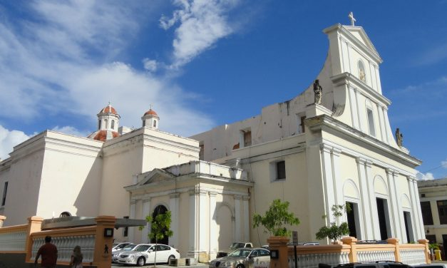Federal judge decides that bankruptcy filing applies to all of Puerto Rico's Roman Catholic churches