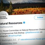 The US House Committee on Natural Resources' questionable Twitter antics