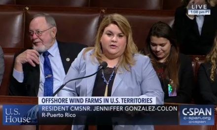 Jenniffer González-Colón supports two bills from Committee on Natural Resources that impact Puerto Rico