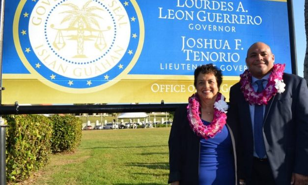 Economy, security among top priorities of Guam's Leon Guerrero administration