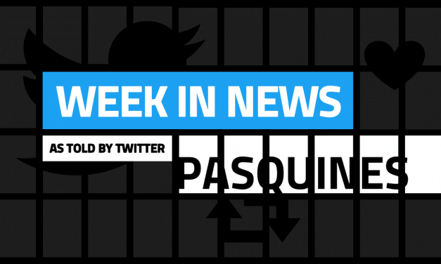 US Territories' December 2-8, 2019 news week in tweets