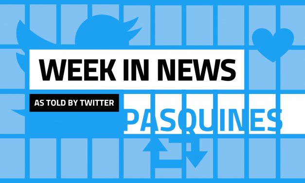 US Territories' March 8-14, 2020 news week in tweets