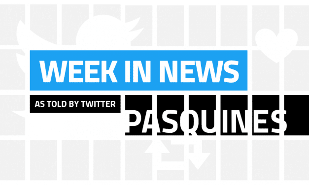 US Territories' April 1-7, 2019 news week in tweets
