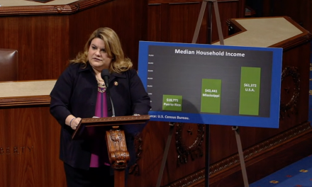 Jenniffer González-Colón introduces bipartisan bill to extend the Child Tax Credit to Puerto Rico