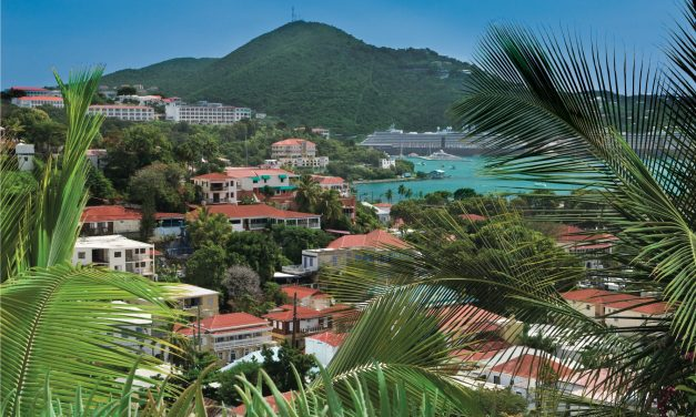 US Virgin Islands and Puerto Rico are AirBnB's most rented Caribbean destinations