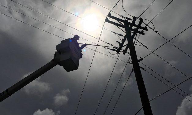 Light returning to the US Virgin Islands