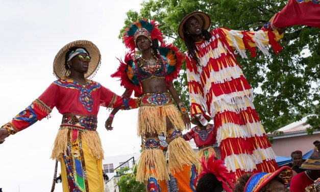 US Virgin Islands celebrate their history month