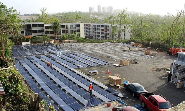 The need for micro grids in Puerto Rico after the fallout from Hurricanes María and Irma