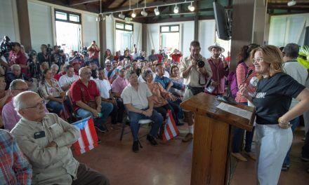Carmen Yulin Cruz announces run for Puerto Rico governor