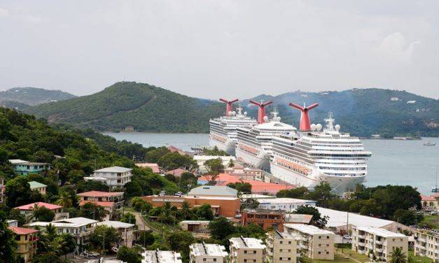 US Virgin Islands could benefit from rift between Carnival Cruise Line and Antigua
