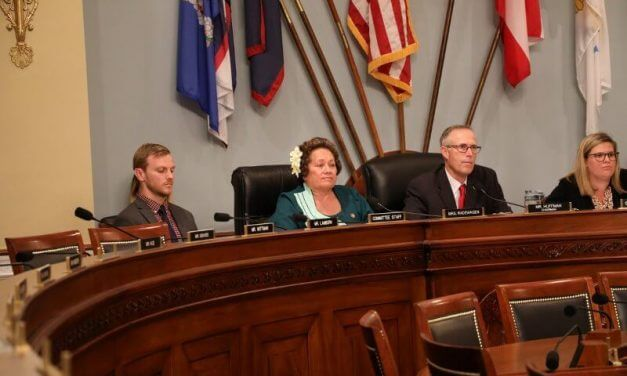 Amata-cosponsored fishing bills examined In committee
