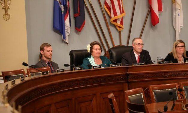 Amata-cosponsored fishing bills examined In committee