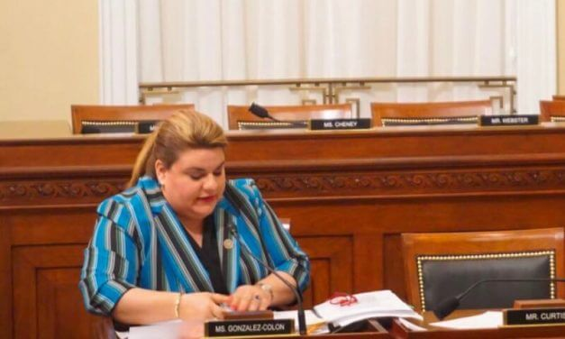 Jenniffer González-Colón introduces bill to remove the matching requirement under Medicare Part D for Puerto Rico