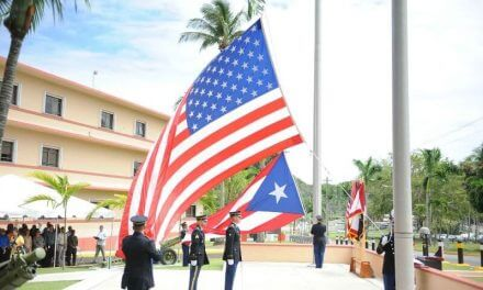 Claim Puerto Rico as the 51st state of the United States of America