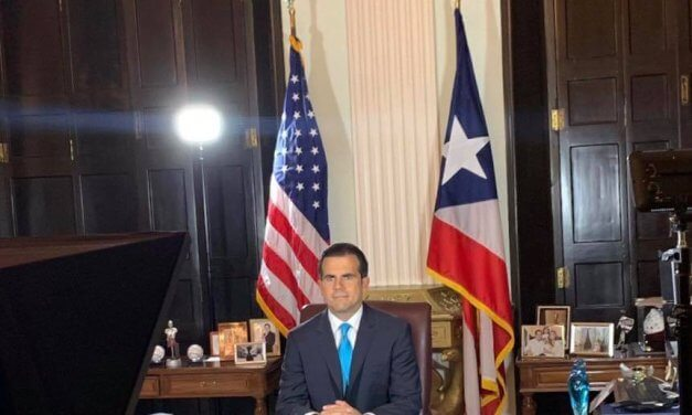 Governor Ricardo Rosselló resigns