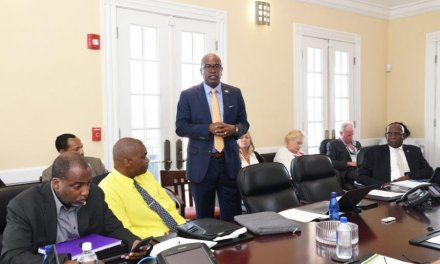 Governor Bryan convenes second meeting of Comprehensive Economic Development Strategy Group