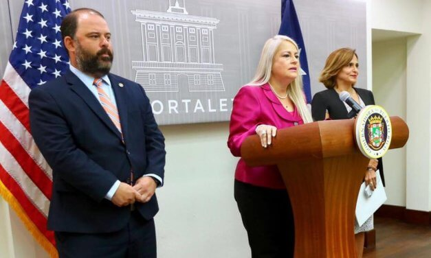 Governor Wanda Vázquez appoints a chief of staff and liaison with the Financial Oversight and Management Board
