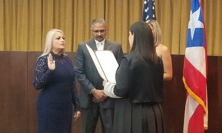 Wanda Vázquez becomes Governor of Puerto Rico