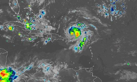 Dorian directly impacts US Virgin Islands, spares most of Puerto Rico