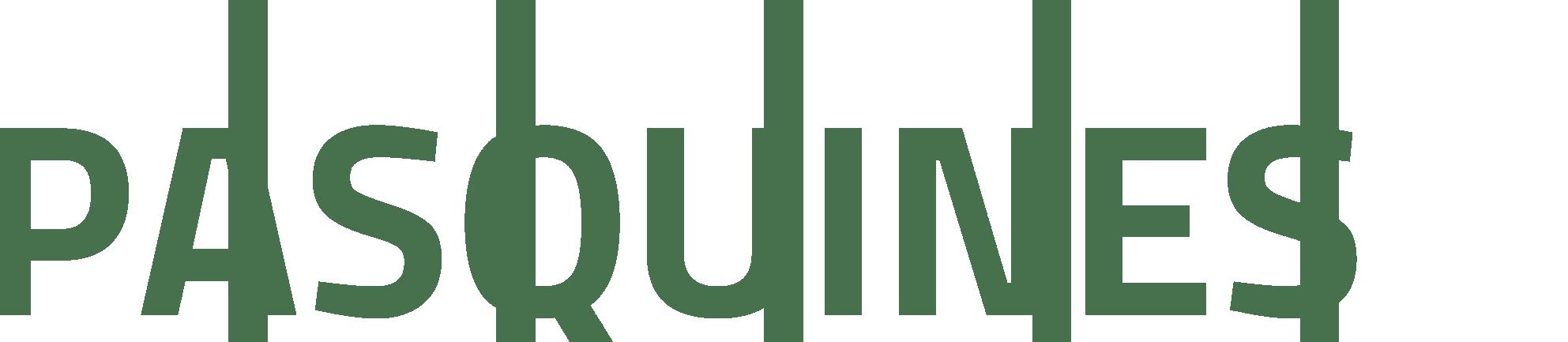 Pasquines logo