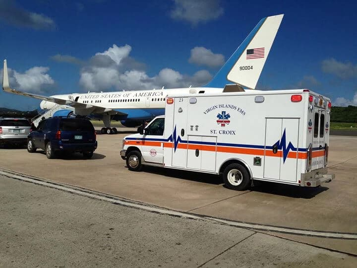 Governor Bryan introduces legislation to create the USVI's Emergency Medical Services System