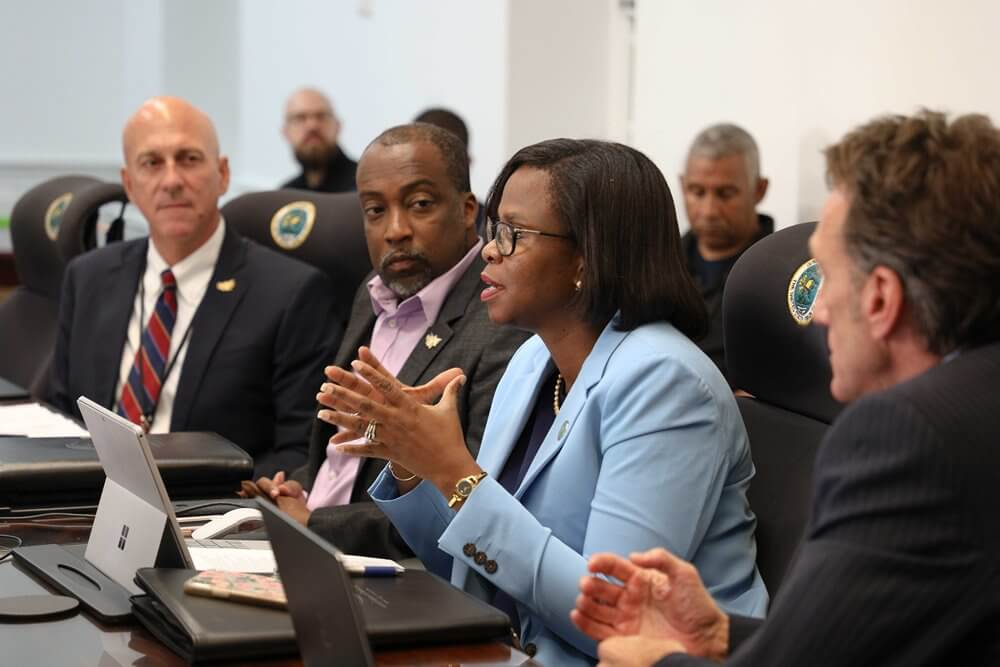 FEMA pledges to expedite US Virgin Islands' recovery through collaboration with territorial government