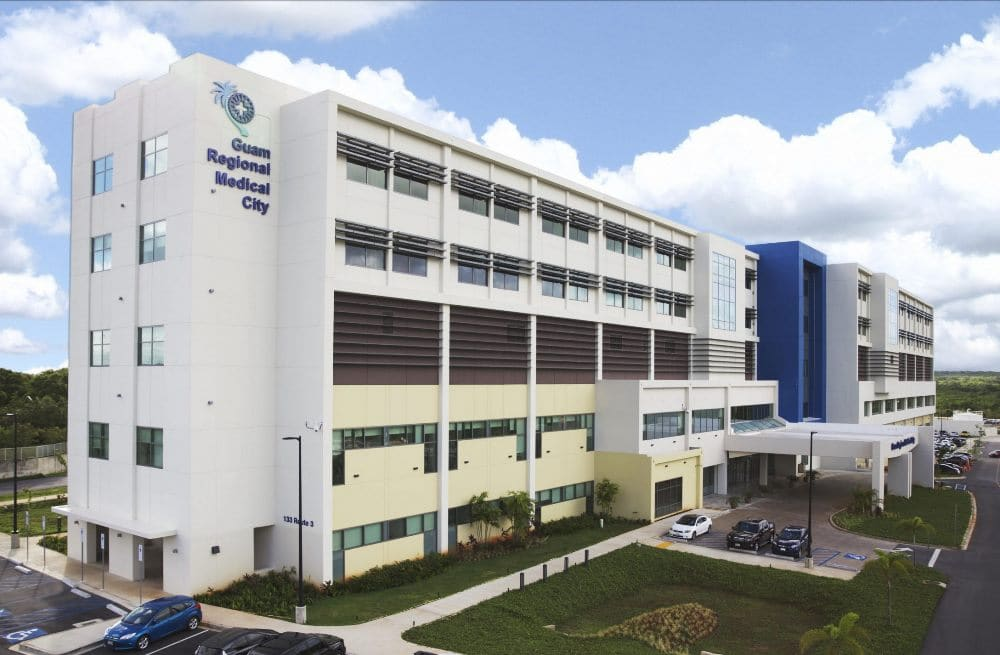 Guam deals with coronavirus threat