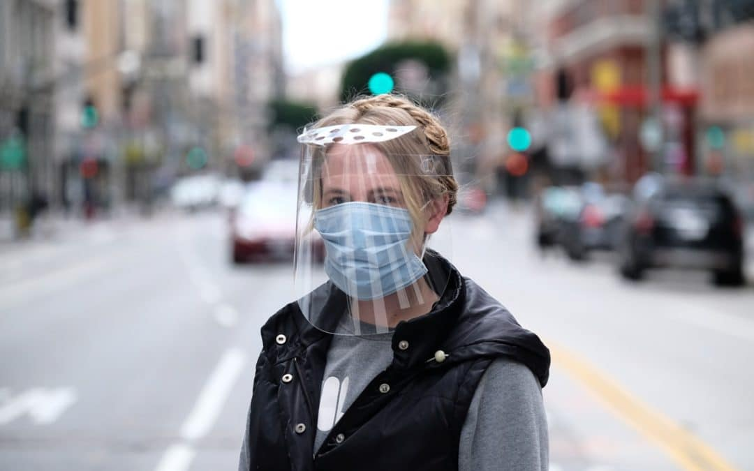 Helpful Engineering releases Origami Face Shield to address safety equipment shortage