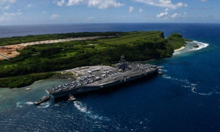 The saga of the USS Roosevelt and Guam, in context