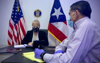 Puerto Rico looks towards the future with phased reopening plans