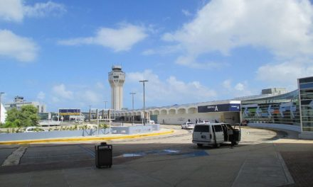 Territorial governors battle with Federal Aviation Administration over airport closures