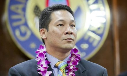 Tony Babauta resigns as Chief of Staff to Guam's Governor