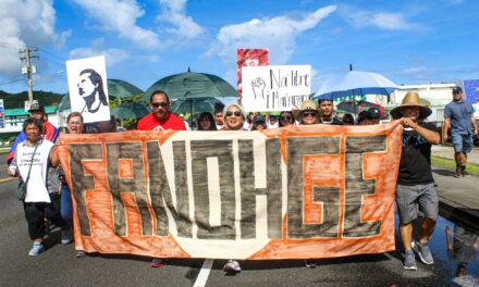 Fanohge Coalition calls for Guam self-determination