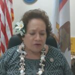 American Samoa Delegate Amata fights for more funding