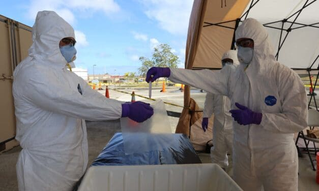 48 new COVID-19 cases confirmed in Guam, raising the total to 1395