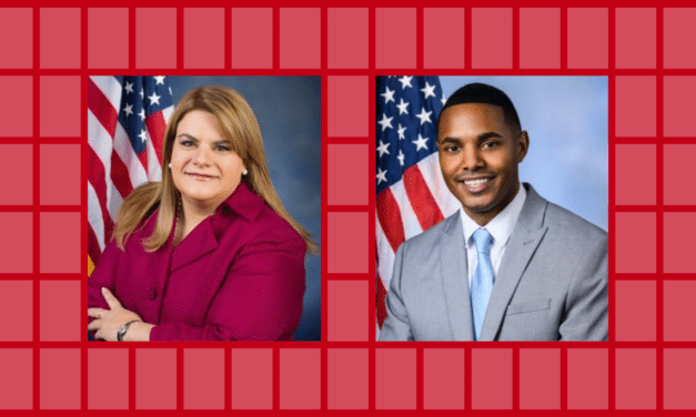 Jenniffer González-Colón and Ritchie Torres lead a bill to include Puerto Rico in the SSI program