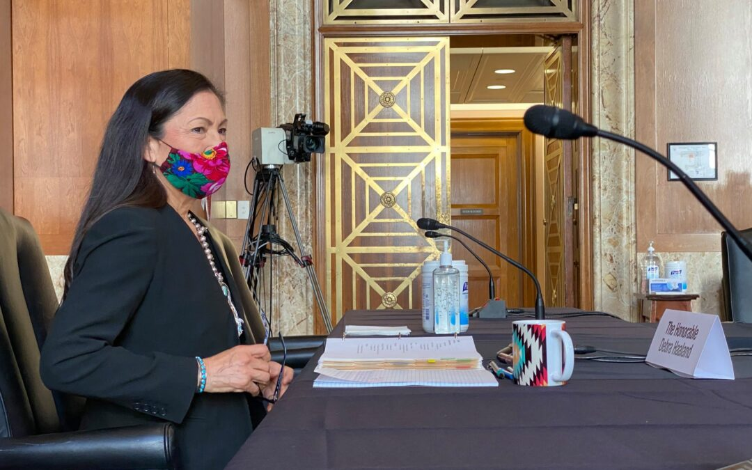 """Equally American calls Haaland confirmation """"important for US territories"""""""