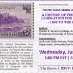 Center for Puerto Rican Studies to host federal status legislation for Puerto Rico webinar