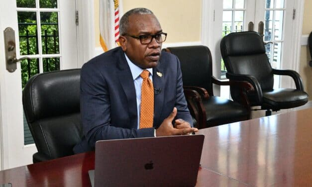 Governor Bryan issues new protocols for travel Between BVI and USVI
