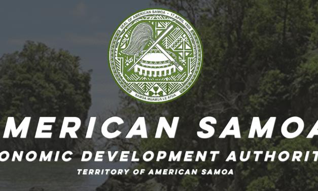American Samoa legislature confirms Economic Development Authority nominees